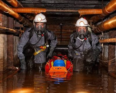 AOSH LEVEL 2 EMERGENCY RESCUE FROM CONFINED SPACE